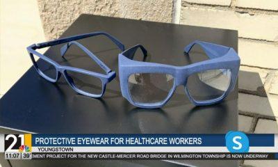Fitz Frames PPE eyewear