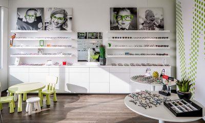 Wink Family Eyecare interior