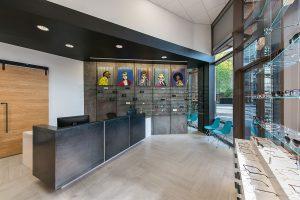 Urban Eyecare Lobby