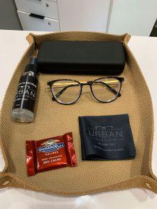 Urban Eyecare tray