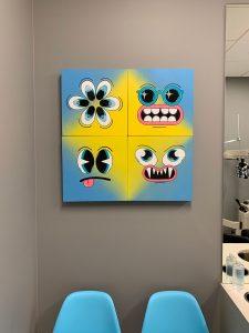 Urban Eyecare art