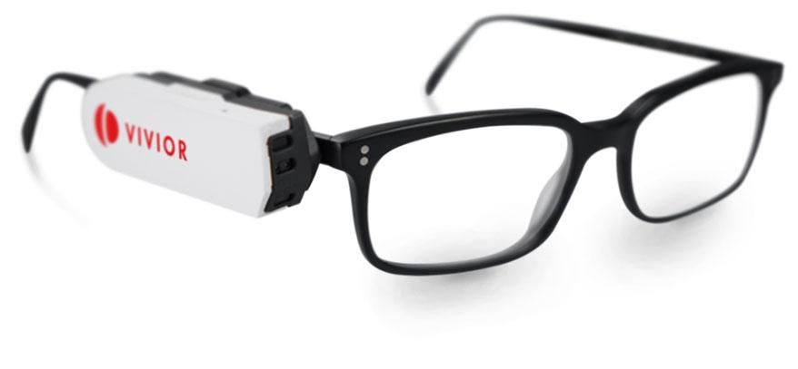 Vivior monitor glasses