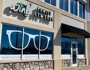 Wink Family Eyecare exterior