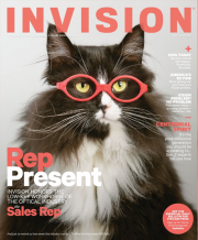 May-June 2020 INVISION magazine cover