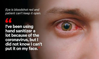 54 Utterly Ridiculous Things Patients Said to Their Eye Doctors