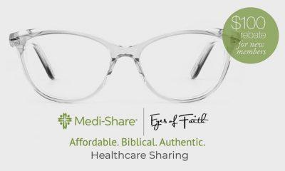 Medi-Share and Eyes of Faith