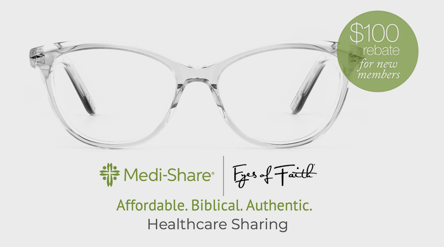 Medi-Share and Eyes of Faith