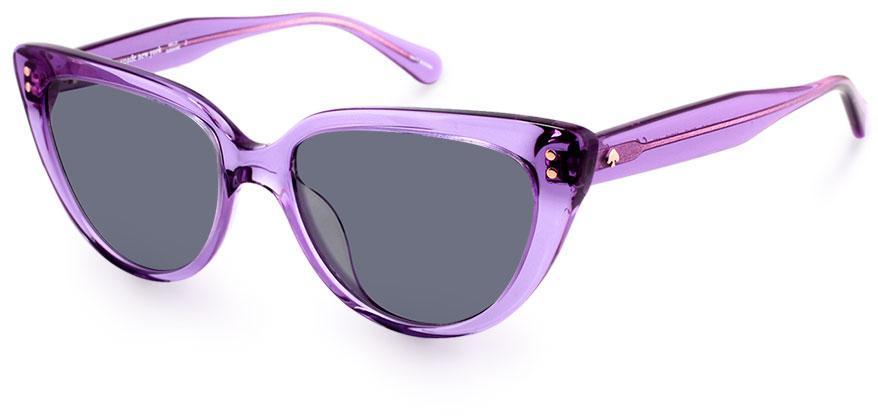 Violet KATE SPADE ALIJAHGS B3VIR eyewear