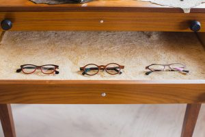 One Hip Chic Optical interior