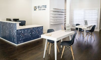 Elite Eye Care interior