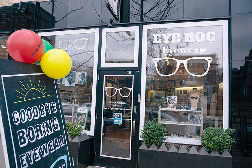 Eye Roc Eyewear, St. Louis, MO