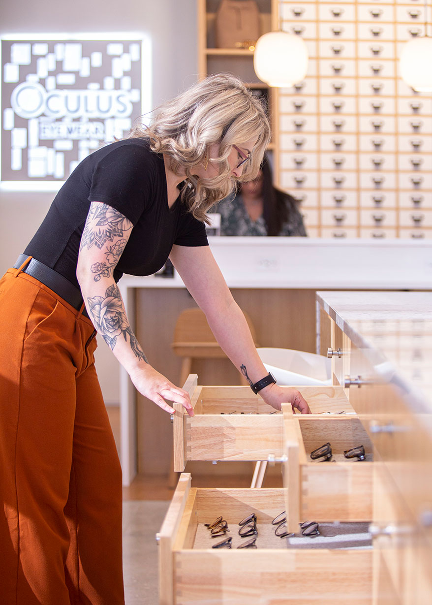 Oculus Eye Gallery, San Marcos, TX