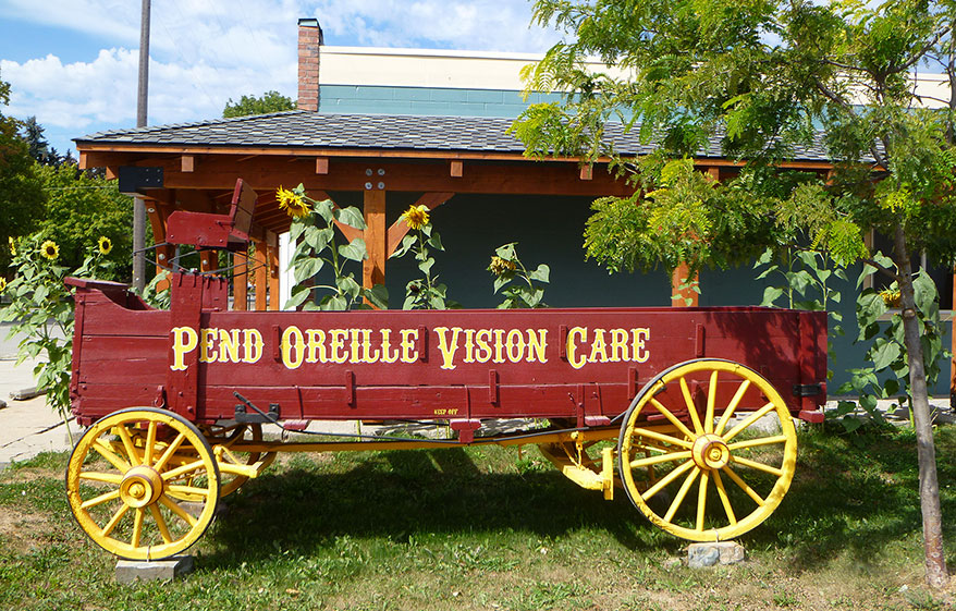 Pend Oreille Vision Care, Sandpoint, ID