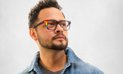 Leonel Garcia in L&Y 1 eyewear