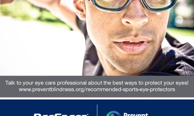 Prevent Blindness sports injury reserach