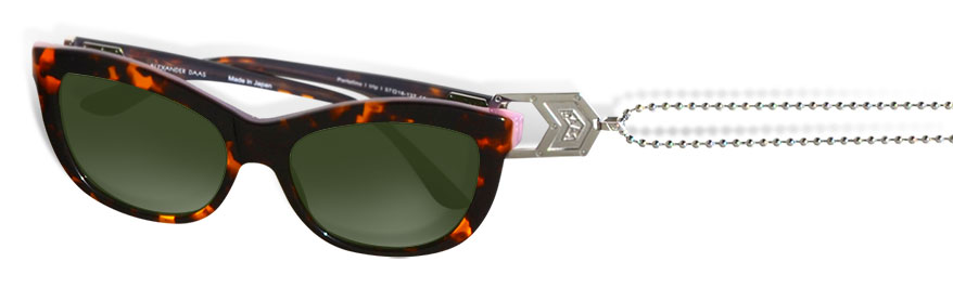 Alexander Daas sunglasses