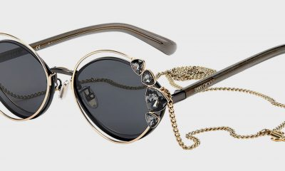 Jimmy Choo sunglasses with chain