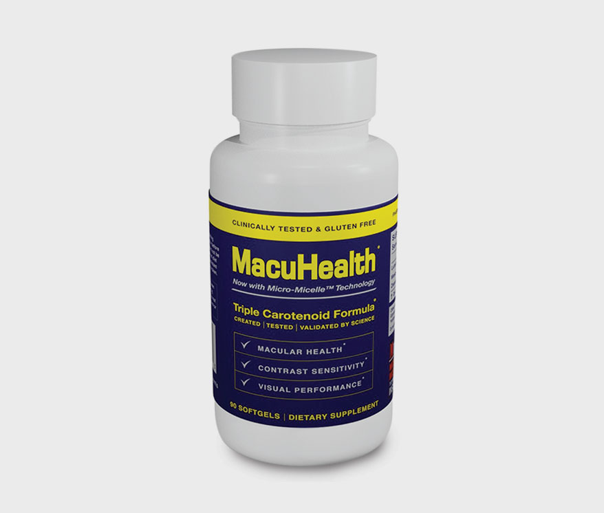 MacuHealth with Micro-Micelle Technology