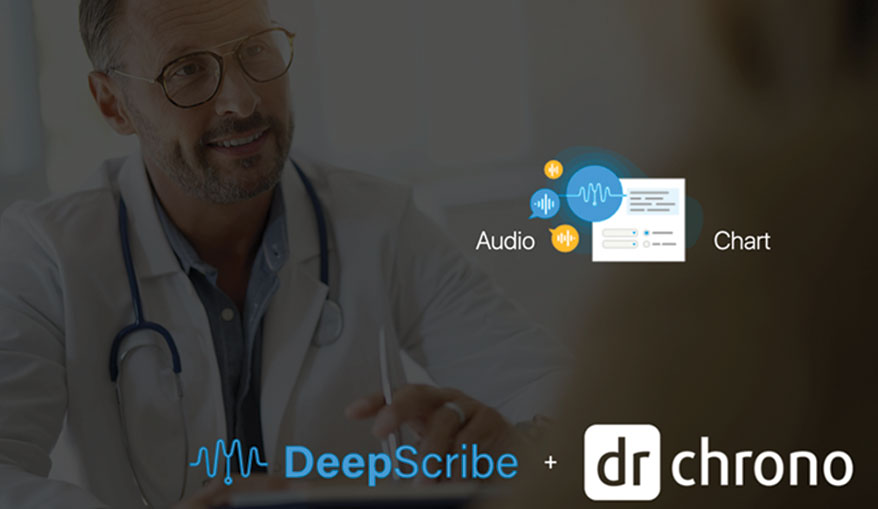 dr chrono DeepScribe