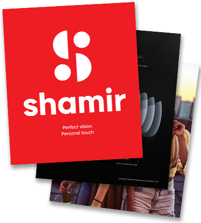 Shamir's Personal Touch: The Right Vision for Your Business