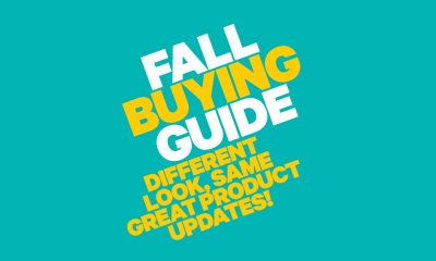 Fall Buying Guide: Different Look, Same Great Product Updates!