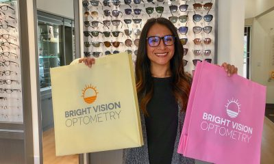 Bright Vision Optometry interior