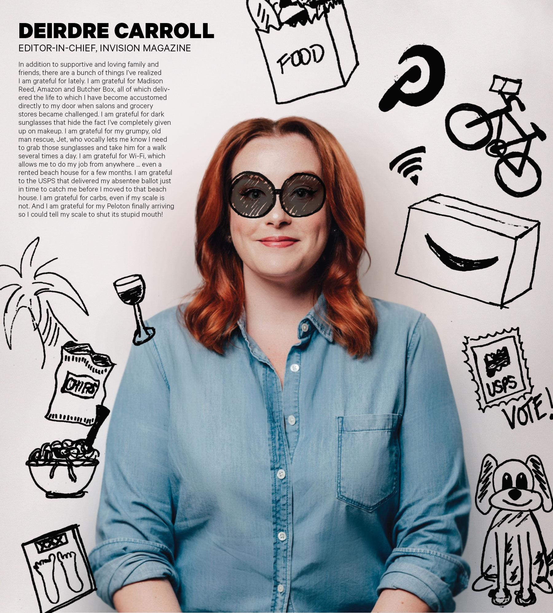 Dee Carroll-Snity Files October edition