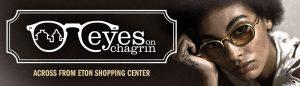 Eyes on Chagrin billboard