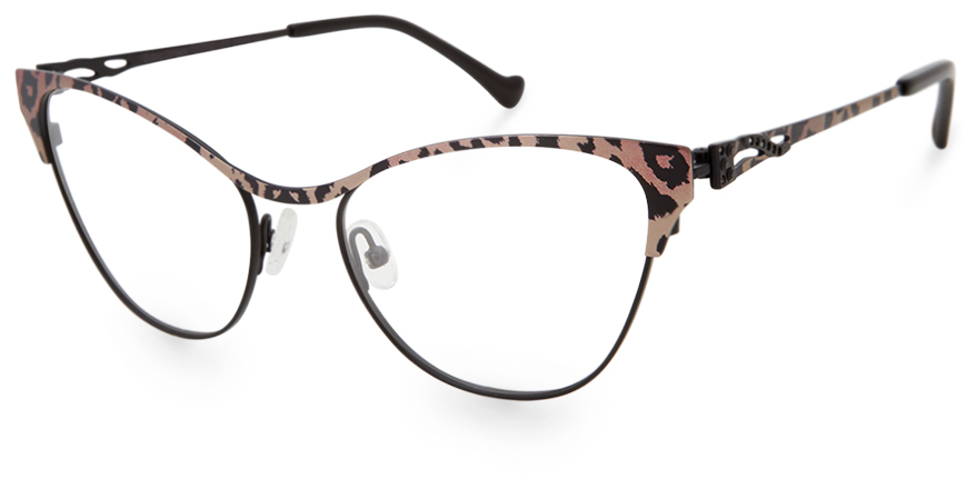 Betsey Johnson eyeglasses