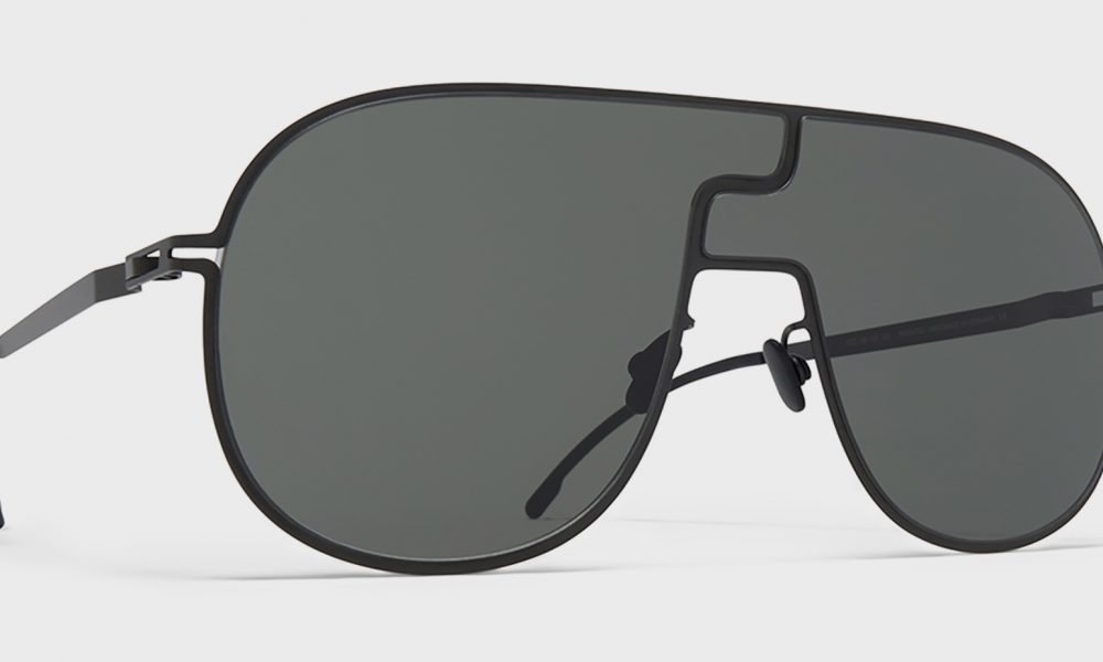 new Studio 12.1 sunglasses from Mykita