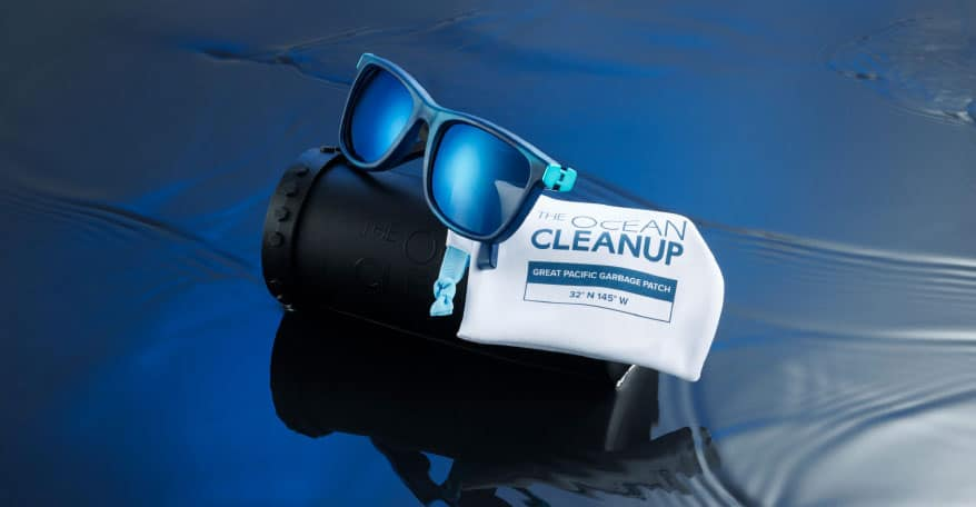 The Ocean Clean up Sunglasses