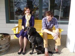 Jen_manager Eli CEO canine exec off Nate owner