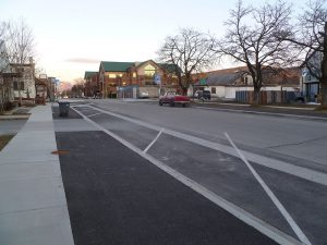 Pend Oreille Vision Care bike path