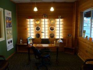 Pend Oreille Vision Care interior