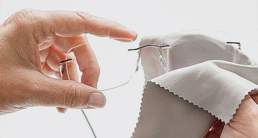 Silhouette Anti-Fog lens cleaner