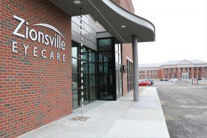Zionsville Eyecare exterior