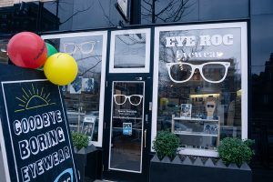 Eye Roc Eyewear exterior