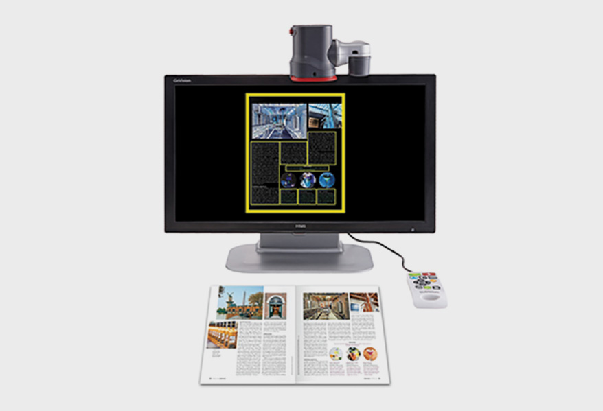 HIMS GoVision PRO HD video magnifier