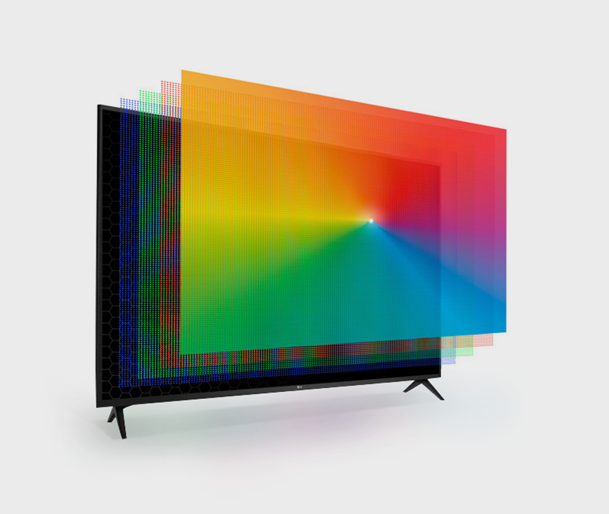 LG and Eyesafe Eyesafe Certified television display