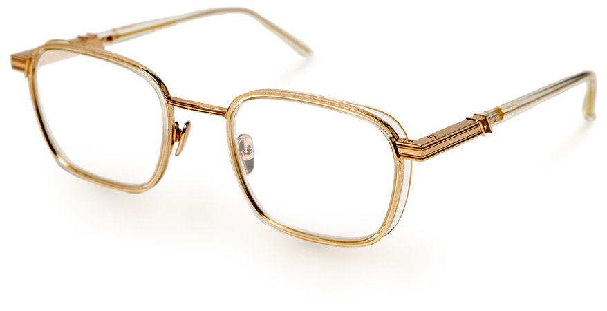 Leisure Society optic glasses