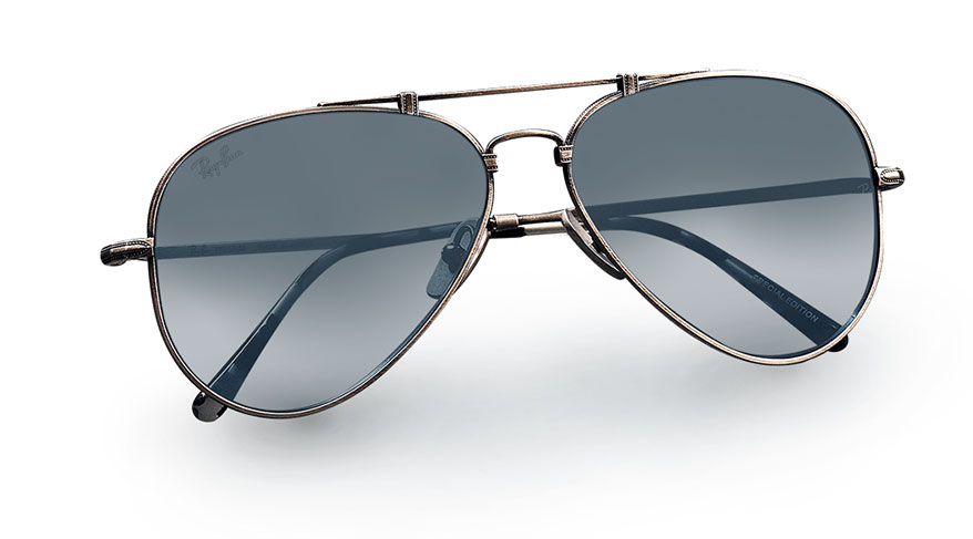 RAY-BAN AUTHENTIC ESSILOR Special Edition