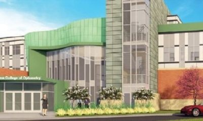 NSU optometry building