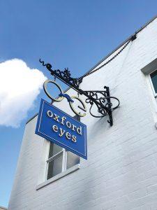 Oxford Eyes Exterior
