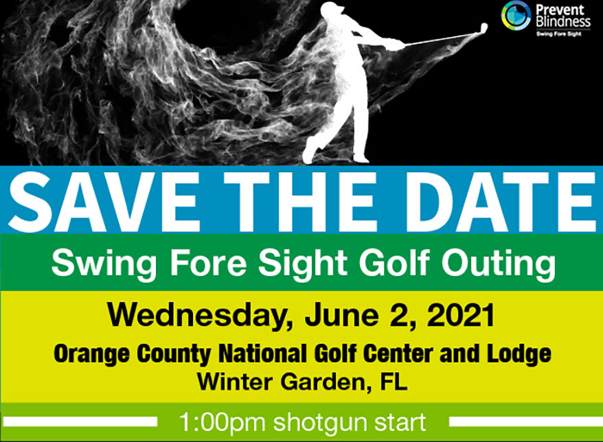 Prevent Blindness to Hold 'Swing Fore Sight' Golf Event at Vision Expo East