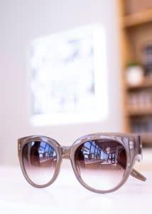 Oculus Eyewear sunwear display