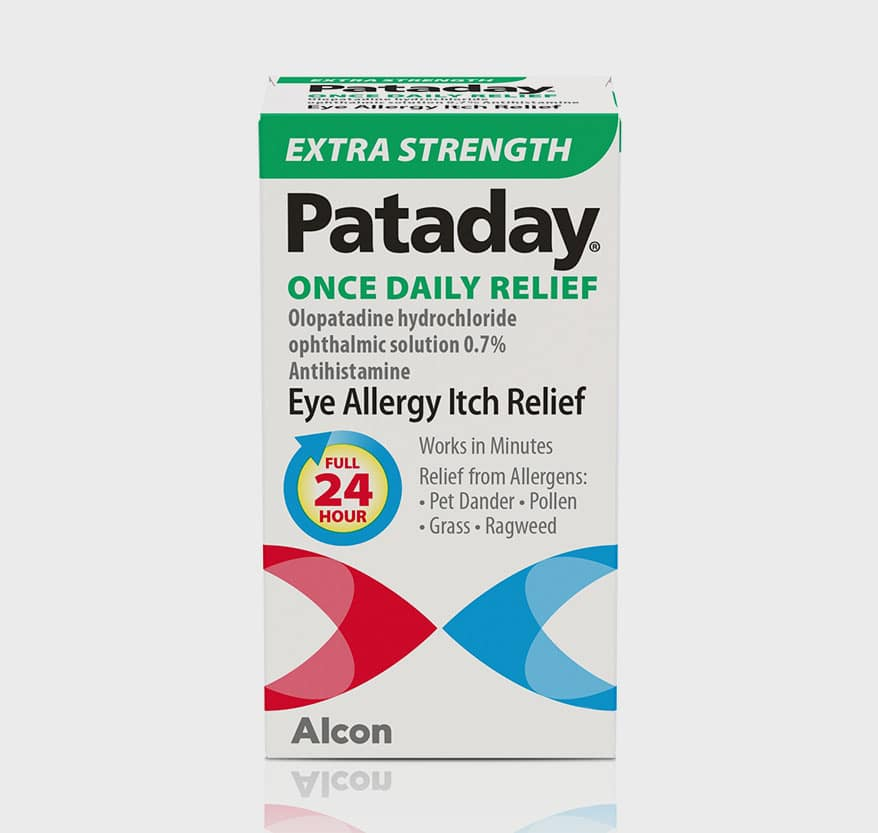 Pataday Once Daily Relief Extra Strength