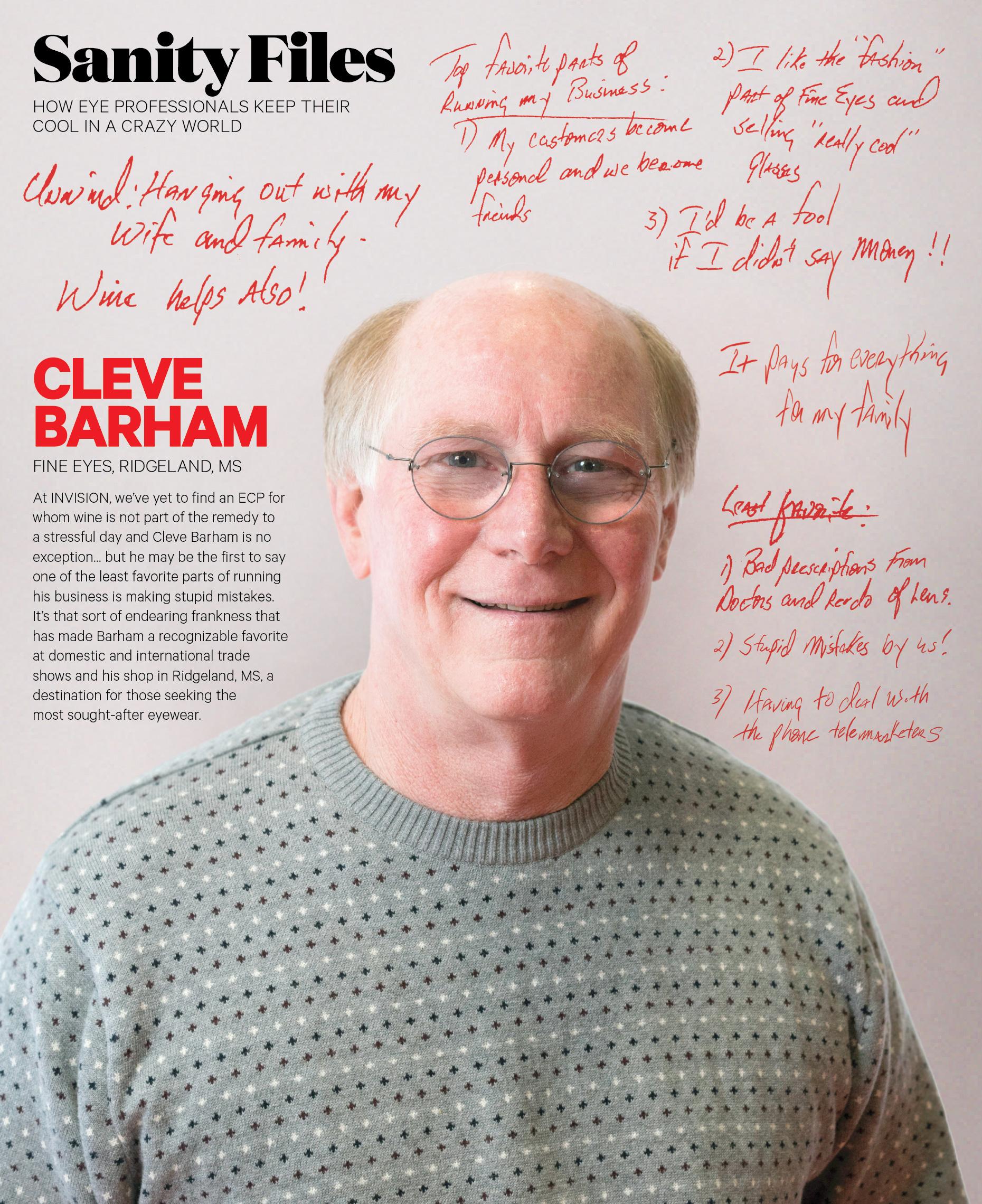Cleve-Barham
