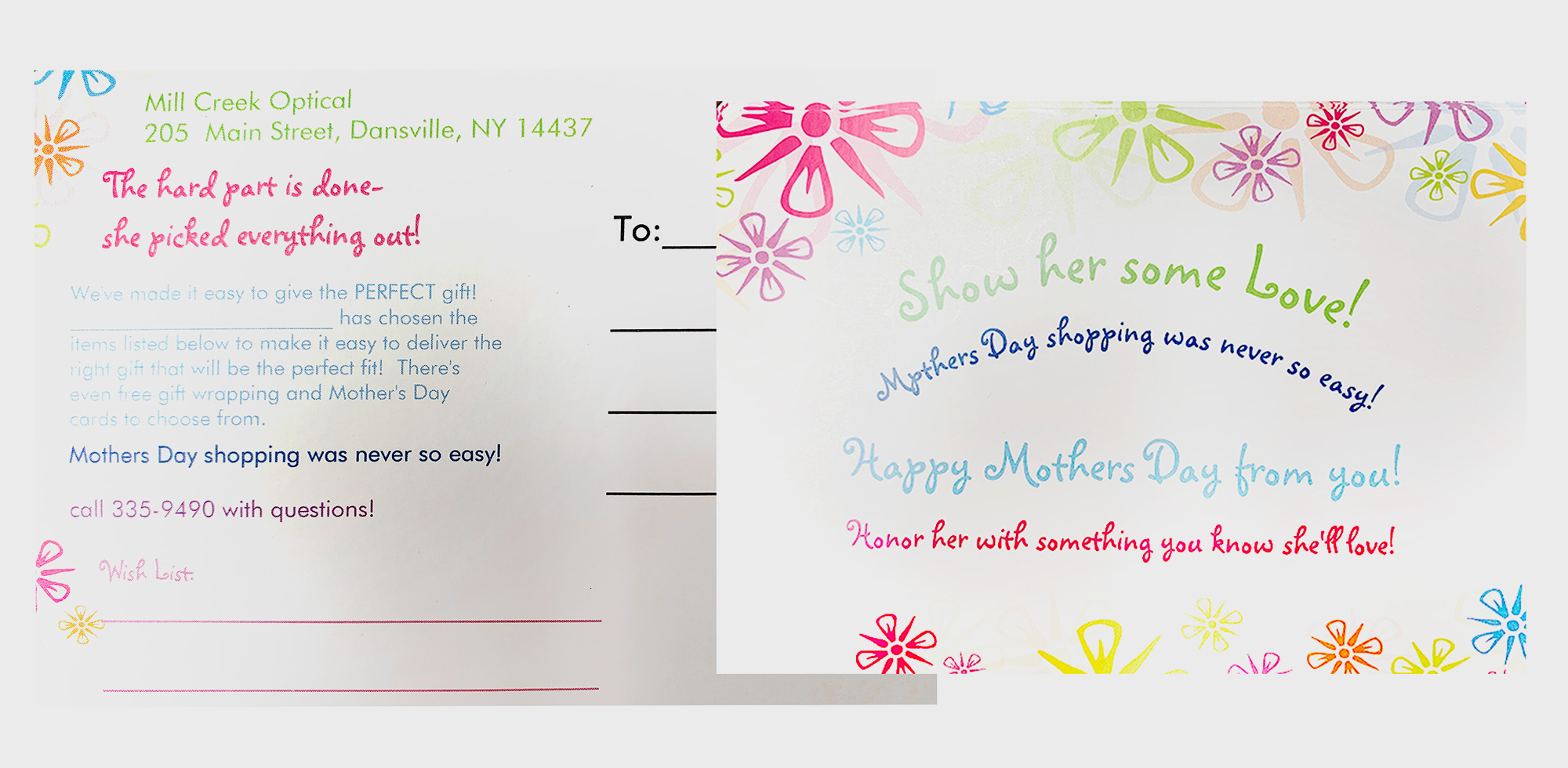 Mill-Creek Mother's day cards