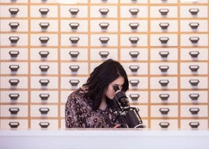 Oculus Eyewear customer