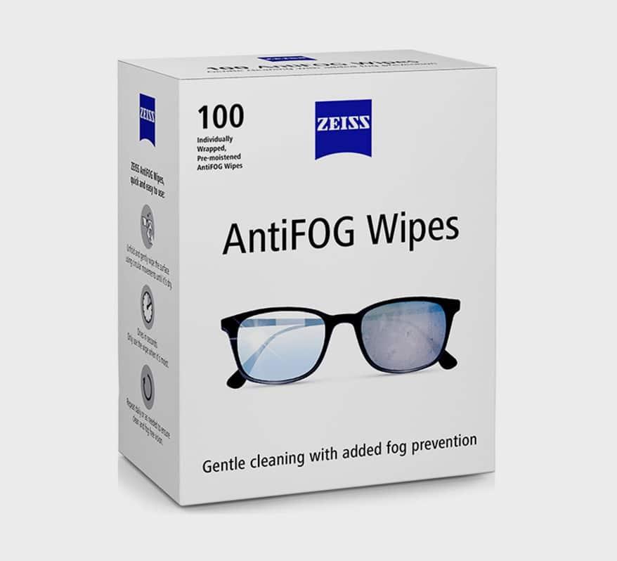 ZEISS AntiFOG Wipes